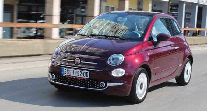 TEST: Fiat 500 1,2 Lounge