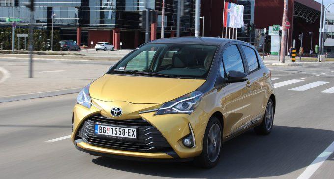 TEST: Toyota Yaris 1,5 Dual VVT-iE Bi-Tone