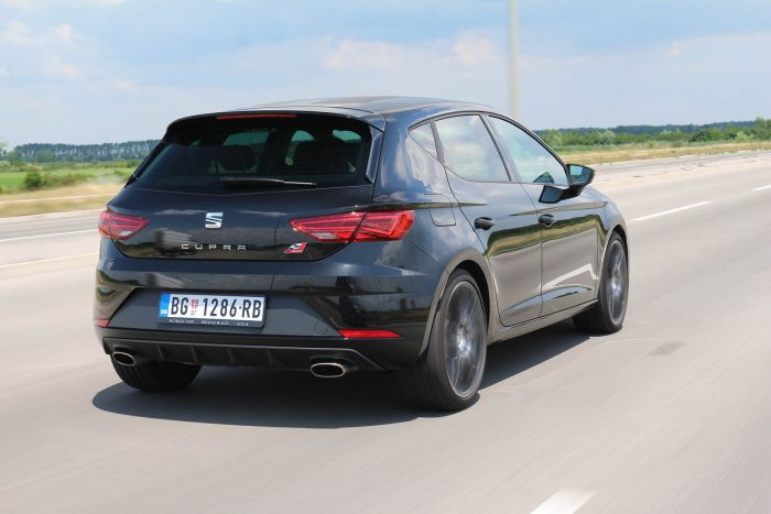 auto magazin srbija test seat leon cupra iskustva