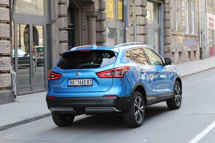 auto magazin srbija test nissan qashqai 1.7 dci awd