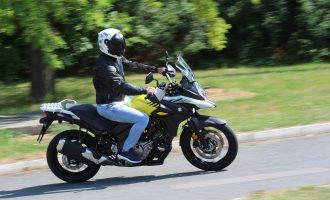 Suzuki motocikli dostupni od 46 evra mesečno