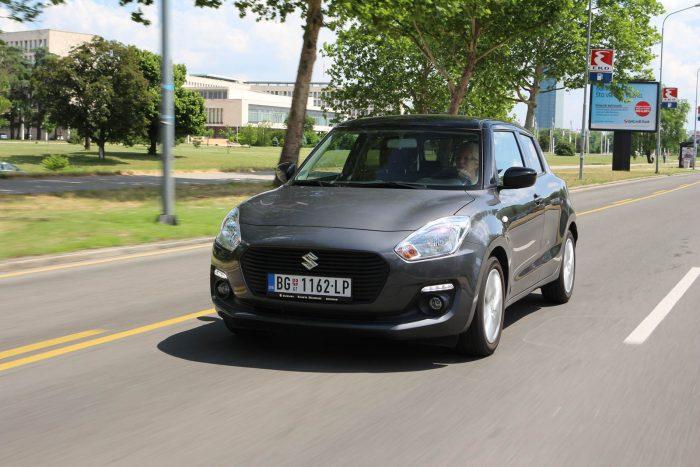 auto magazin srbija test suzuki swift 1.2 iskustva