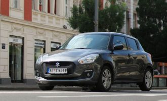 TEST: Suzuki Swift 1,2 DualJet Premium