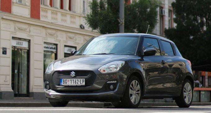 TEST: Suzuki Swift 1,2 DualJet Premium