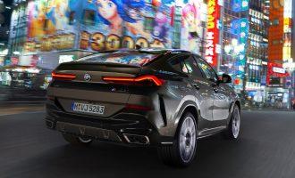 Ovo je potpuno novi BMW X6