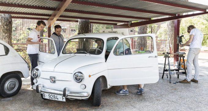 Španski srednjoškolci konvertovali Fiću u električni auto