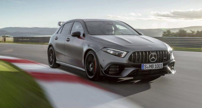 Mercedes-AMG A 45 i CLA 45 nisu posebni samo po performansama