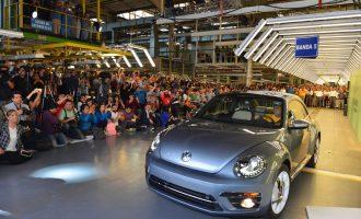 Odlazak legende: proizvedena poslednja VW Buba
