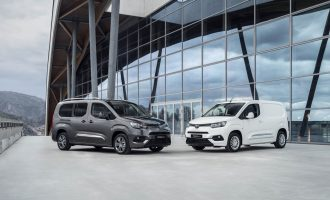 Proace City je novi kompaktni furgon Toyote