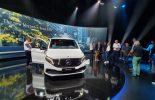 U Zindelfingenu prisustvujemo premijeri Mercedesa EQV