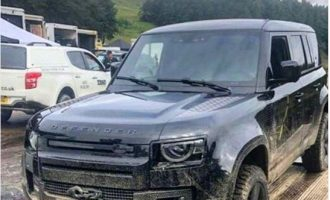 Ovo je potpuno novi Land Rover Defender!