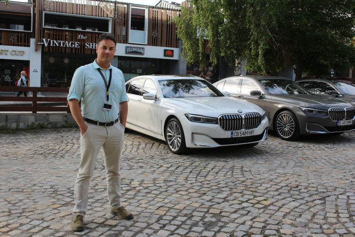 auto magazin srbija test bmw the 7 & the x7