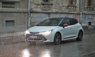 TEST: Toyota Corolla HB 1,8 Hybrid