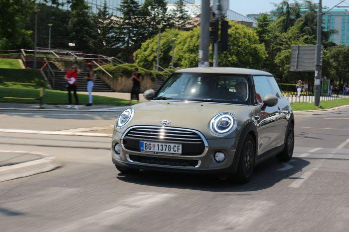 auto magazin srbija test mini one iskustva