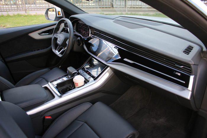 auto magazin srbija test audi q8 50 tdi