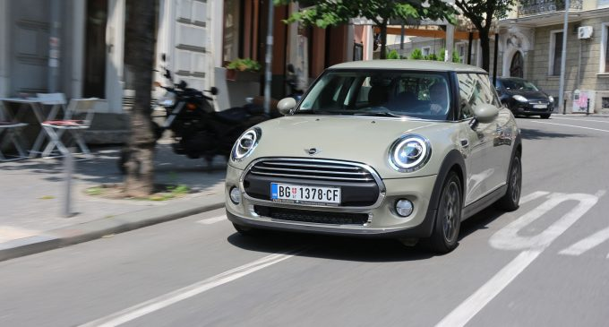 TEST: Mini One 3 Door Automatic