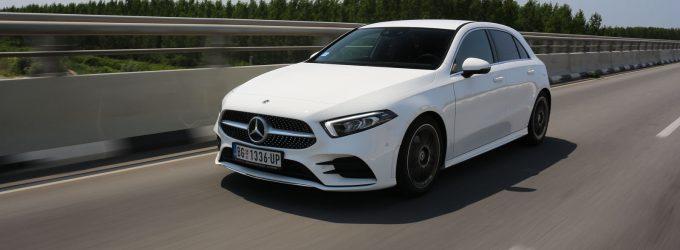TEST: Mercedes-Benz A 180 d AMG Line
