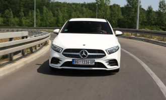TEST: Mercedes-Benz A 180 d AMG Line