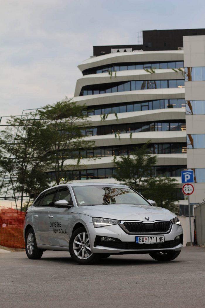 auto magazin srbija test škoda scala iskustva