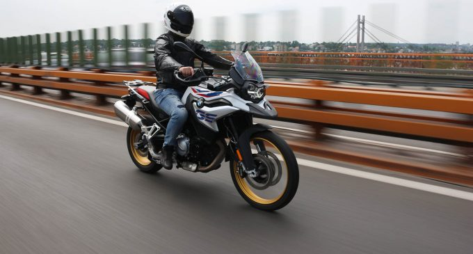 Moto TEST: BMW F 850 GS