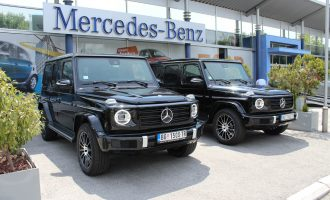 Mercedes-Benz G-Klase dostupan i kroz Rent a Car