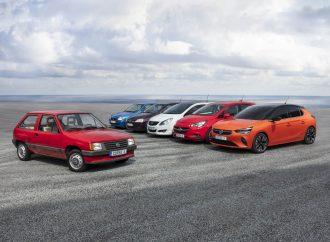 Dug put do šeste generacije Opel Corse