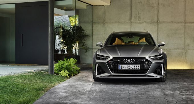 Njegovih 600 KS je tek početak: Audi RS6