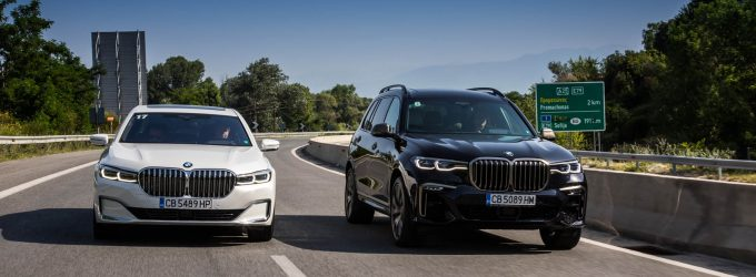 TEST: BMW The 7 & The X7