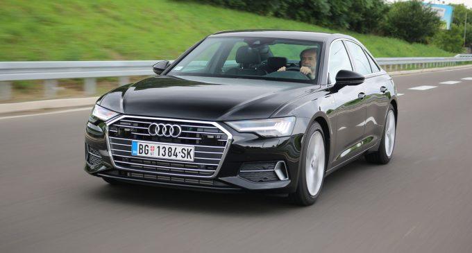 TEST: Audi A6 50 TDI quattro tiptronic