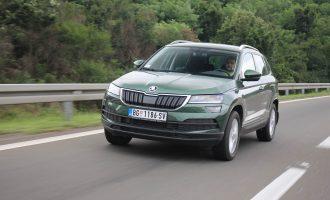 TEST: Škoda Karoq 2.0 TDI 4×4 Style