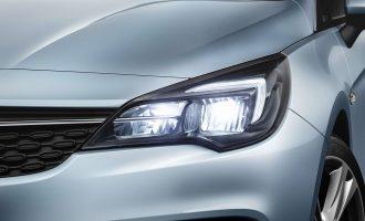 Opel LED farovi troše 13 vati i štede 1,3 grama CO2/km