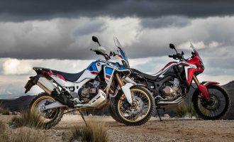 Novitet: Honda Africa Twin 2020.