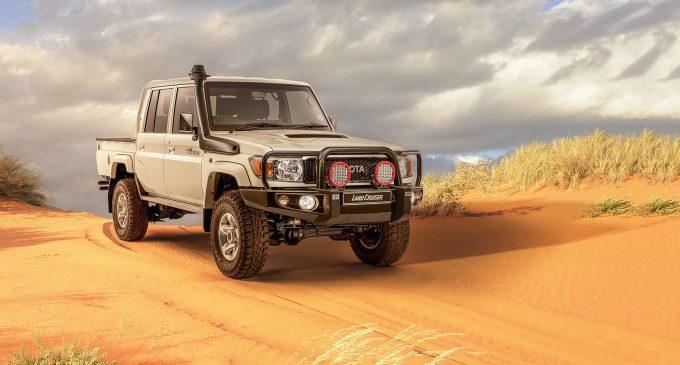 I dalje se proizvodi – Toyota Land Cruiser Namib samo za Afriku