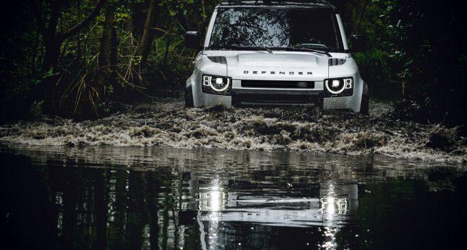 Ovo je novi Land Rover Defender