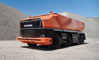Scania AXL je prvi potpuno autonoman kamion švedskog brenda
