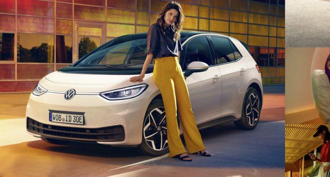 Volkswagen ID.3 želi da bude Golf među elektro-automobilima