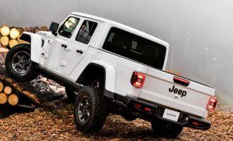 Jeep Gladiator stiže u Evropu sa 3,0 V6 dizelašem