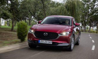 TEST u Španiji: Mazda CX-30