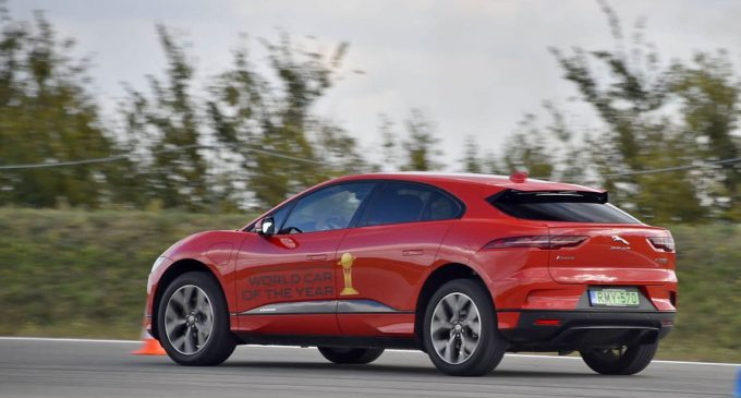 Jaguar I-Pace premijerno predstavljen u Srbiji