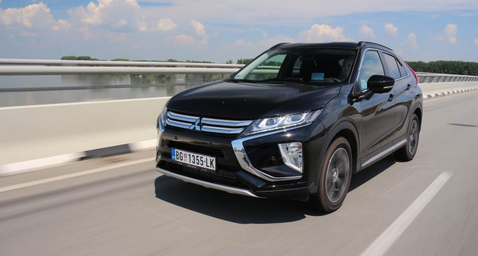 TEST: Mitsubishi Eclipse Cross 1,5 Intense CVT 4WD