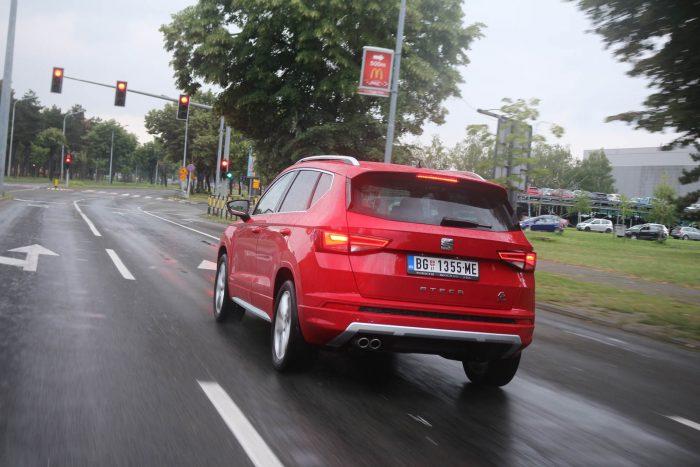 auto magazin srbija test seat ateca fr iskustva