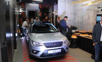 Seat Boutique Concept otvoren u Podgorici