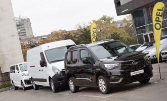 Opel u Beogradu predstavio obnovljenu gamu dostavnjaka
