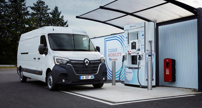 Renault komercijalna vozila koriste i vodonik kao gorivo
