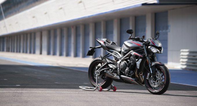 Novitet: Triumph Street Triple RS za 2020.