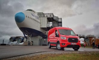U Štokholmu testiramo kompletnu Ford Transit gamu i nove hibride