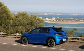 TEST u Portugaliji: novi Peugeot 208