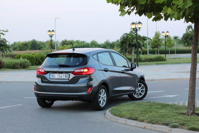auto magazin srbija test ford fiesta 1.1 iskustva