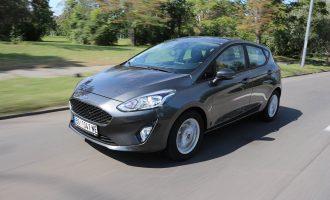 TEST: Ford Fiesta 1,1 Business