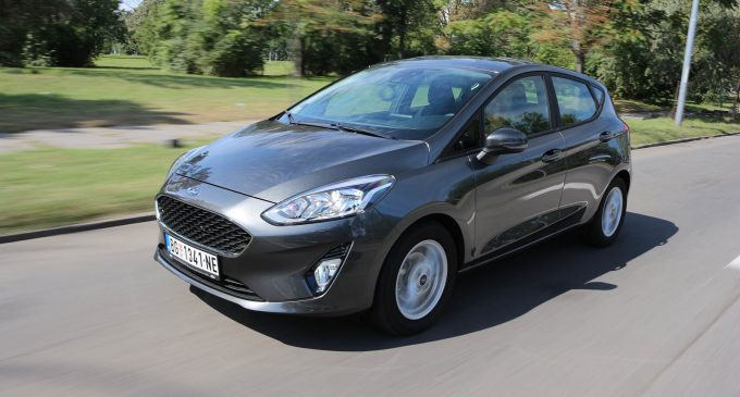 TEST: Ford Fiesta 1,1 Business